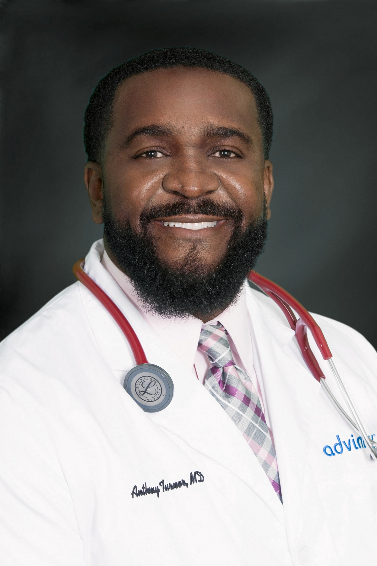 Dr. Anthony Turner Headshot