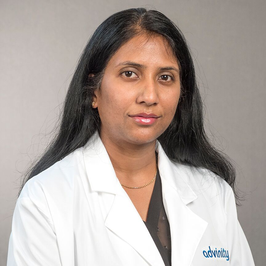 Jahanvi Bhemreddy, MD Headshot