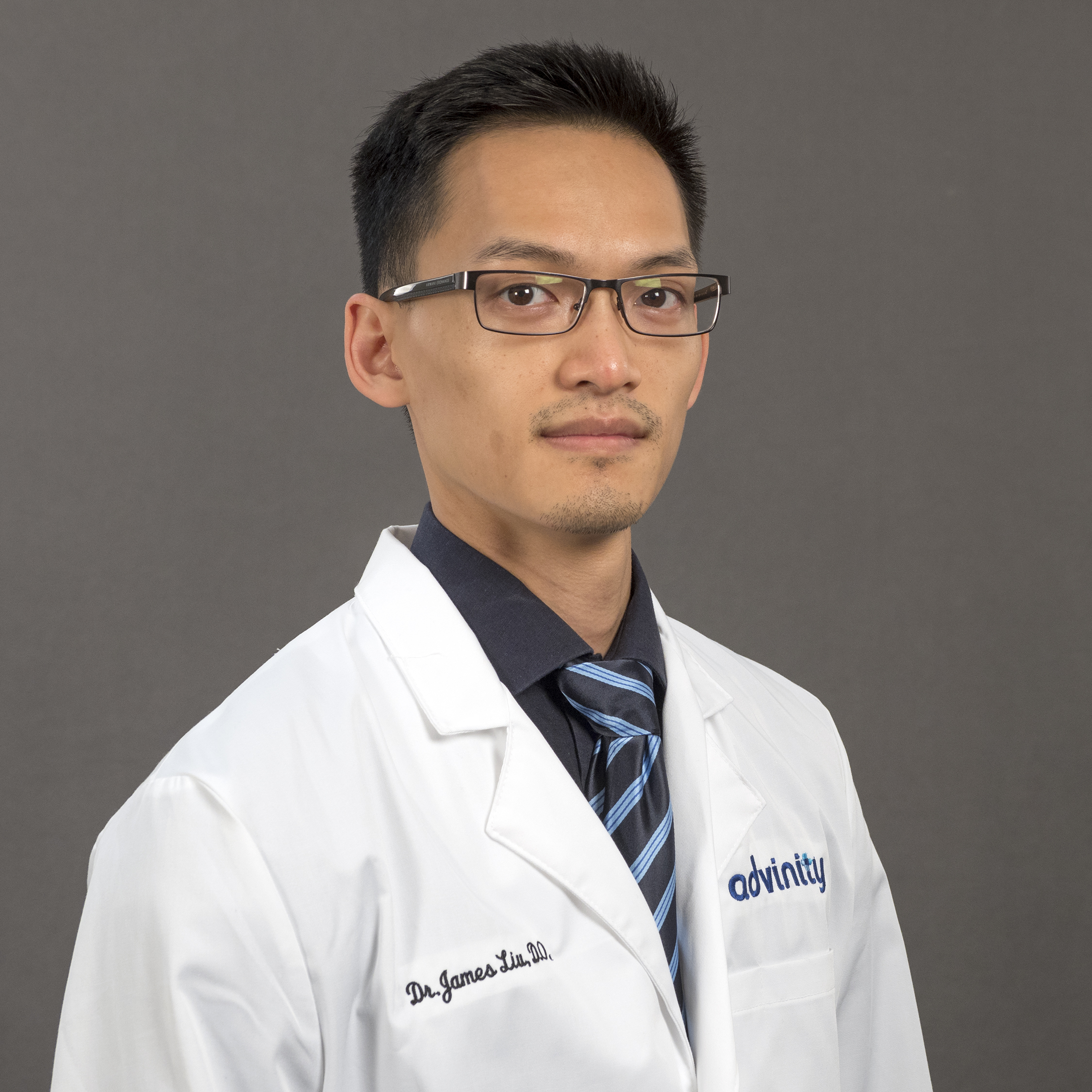 Dr. James Liu Headshot