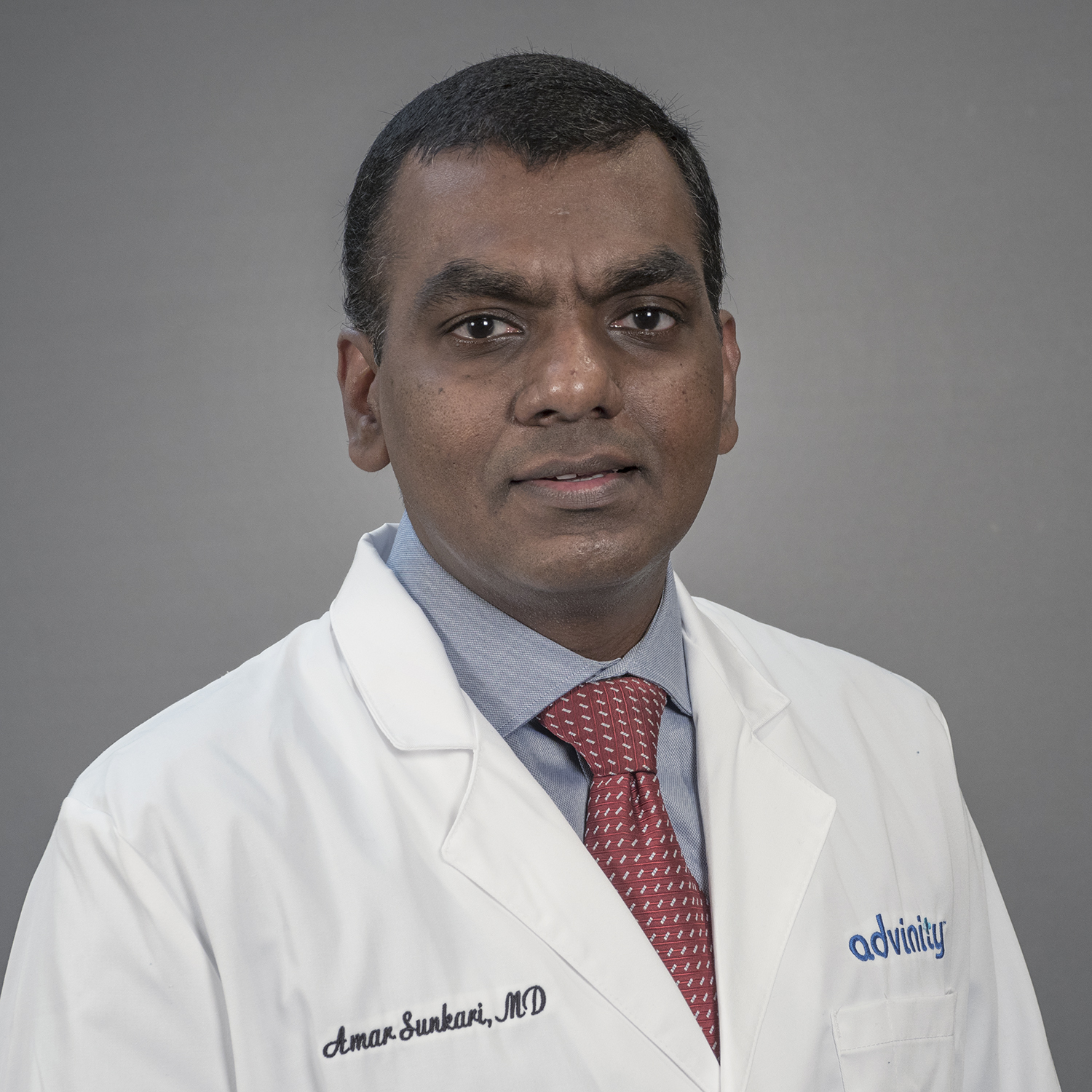 Amar Sunkari, MD Headshot